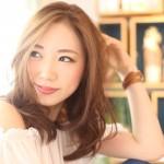 今日の作品^^【梅ヶ丘の美容室】