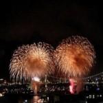 東京湾花火大会が2015今年で最後かも…