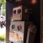 ロボット配達…始まる